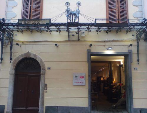 Nina, la libreria di Pietrasanta